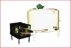 Copper Coiled Tank, Milk Processing Plants, Equipments and Machinery Manufacturer